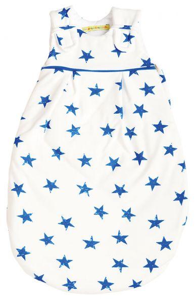 Picosleep Babyschlafsack Sterne blau