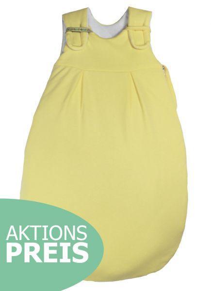 Picosleep Babyschlafsack gelb, nur für Größe 50/56