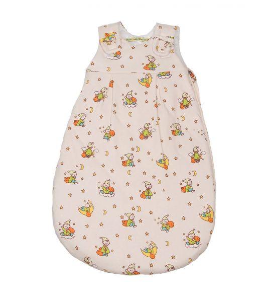 Picosleep Babyschlafsack ecru bedruckt