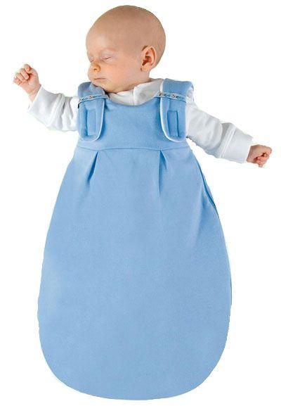 Picosleep Babyschlafsack hellblau