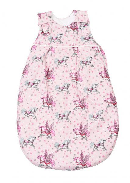 Picosleep Babyschlafsack Einhorn rosa