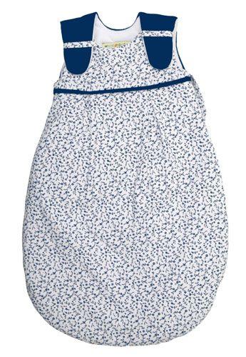 Picosleep Babyschlafsack Blaue Blume
