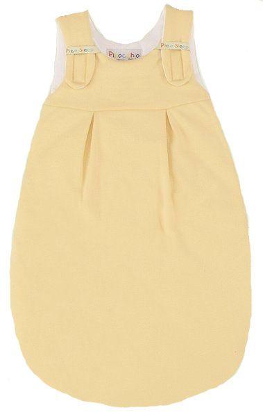 Sommer Picosleep-Babyschlafsack gelb